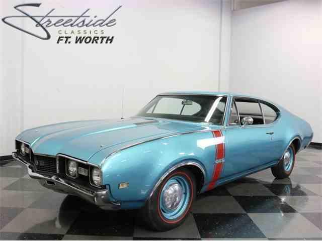 1968 Oldsmobile 442 | 1018292