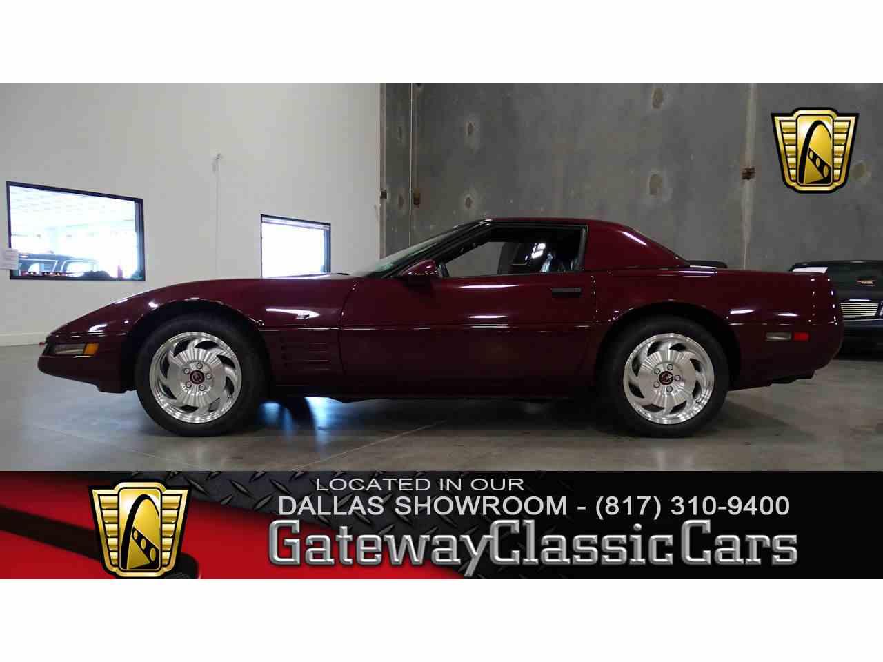 Large Picture of '93 Chevrolet Corvette - $62,000.00 - LTQ0