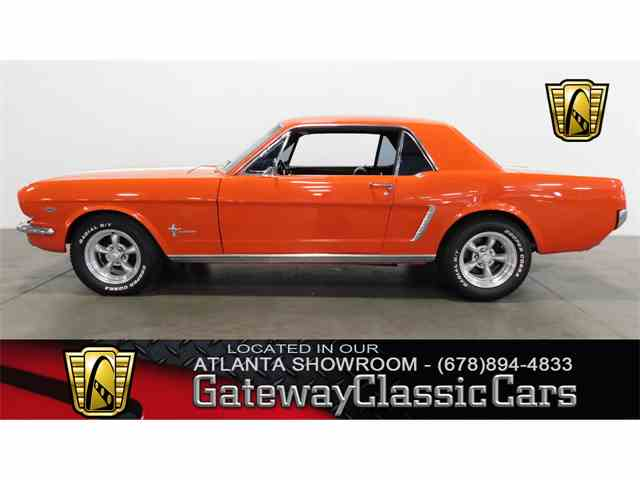 1965 Ford Mustang | 1018298
