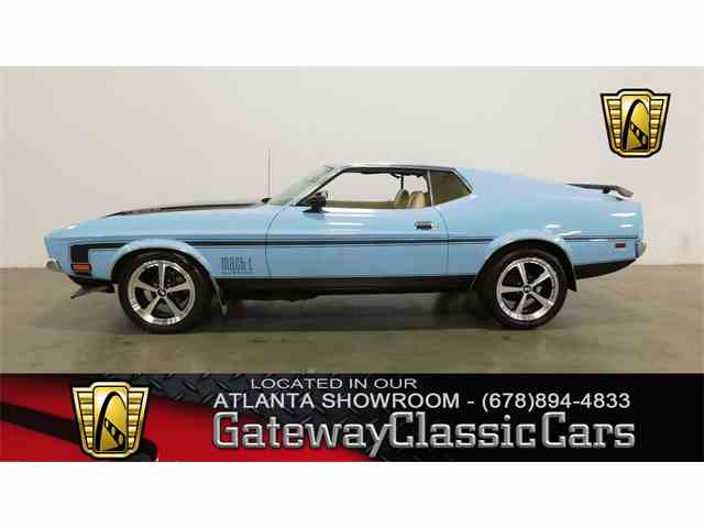 1971 Ford Mustang | 1018302