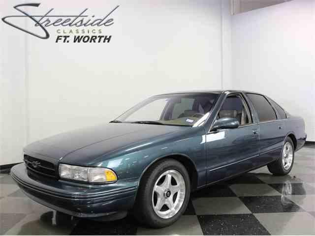 1996 Chevrolet Impala SS | 1018305