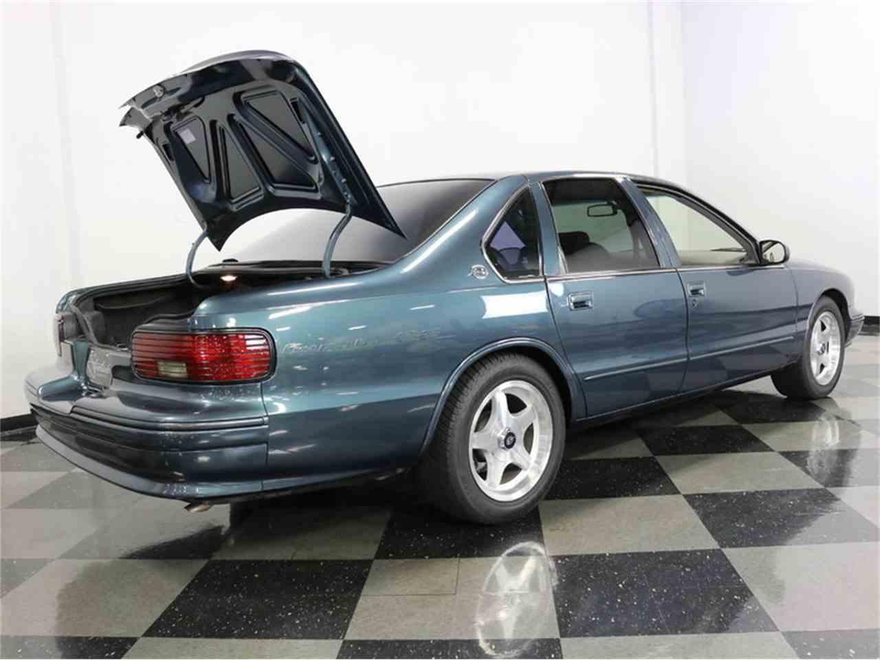1996 Chevrolet Impala SS for Sale | ClassicCars.com | CC ...