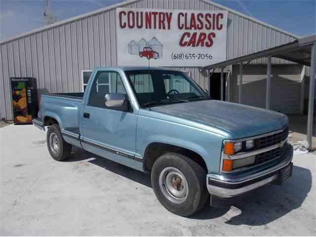 1989 Chevrolet C/1500 | 1018308