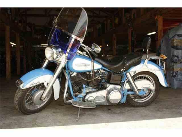 1968 Harley-Davidson Electra Glide | 1010831
