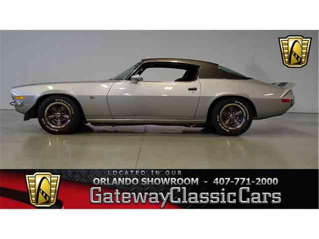 1971 Chevrolet Camaro | 1018321