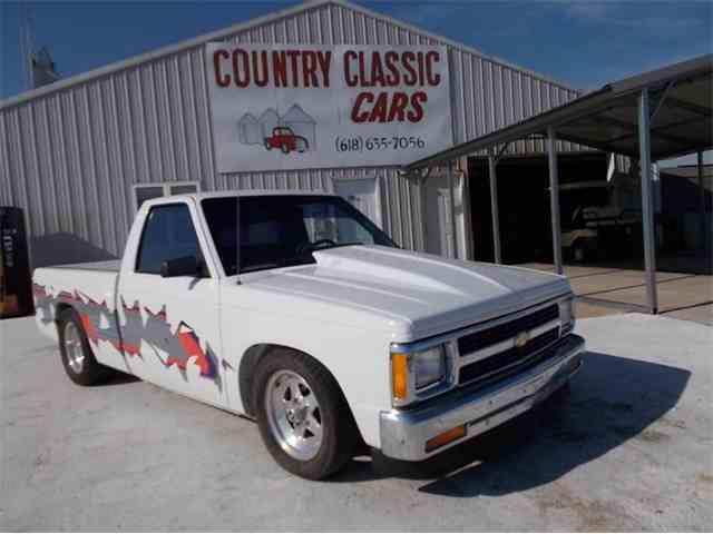 1992 Chevrolet S10 | 1018326
