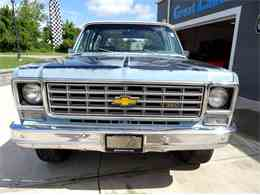 Picture of '75 Blazer located in Hilton New York - $14,995.00 Offered by Great Lakes Classic Cars - LTQZ