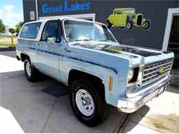 Picture of '75 Chevrolet Blazer - $14,995.00 Offered by Great Lakes Classic Cars - LTQZ