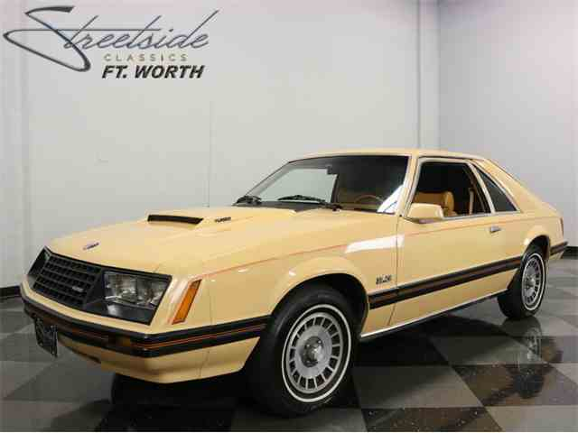 1979 Ford Mustang Turbo Ghia | 1018335
