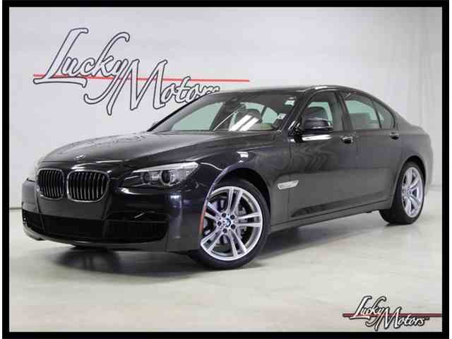 2015 BMW 7 Series   1018337