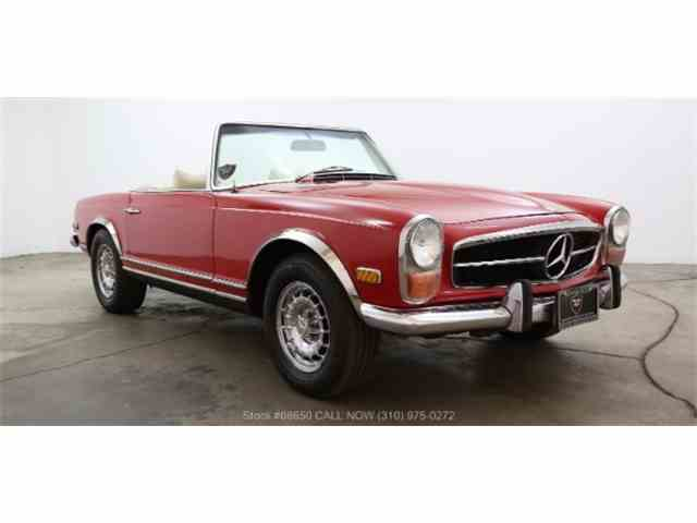 1970 Mercedes-Benz 280SL | 1018343