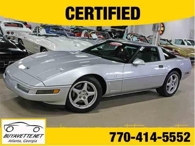 1996 Chevrolet Corvette | 1018346