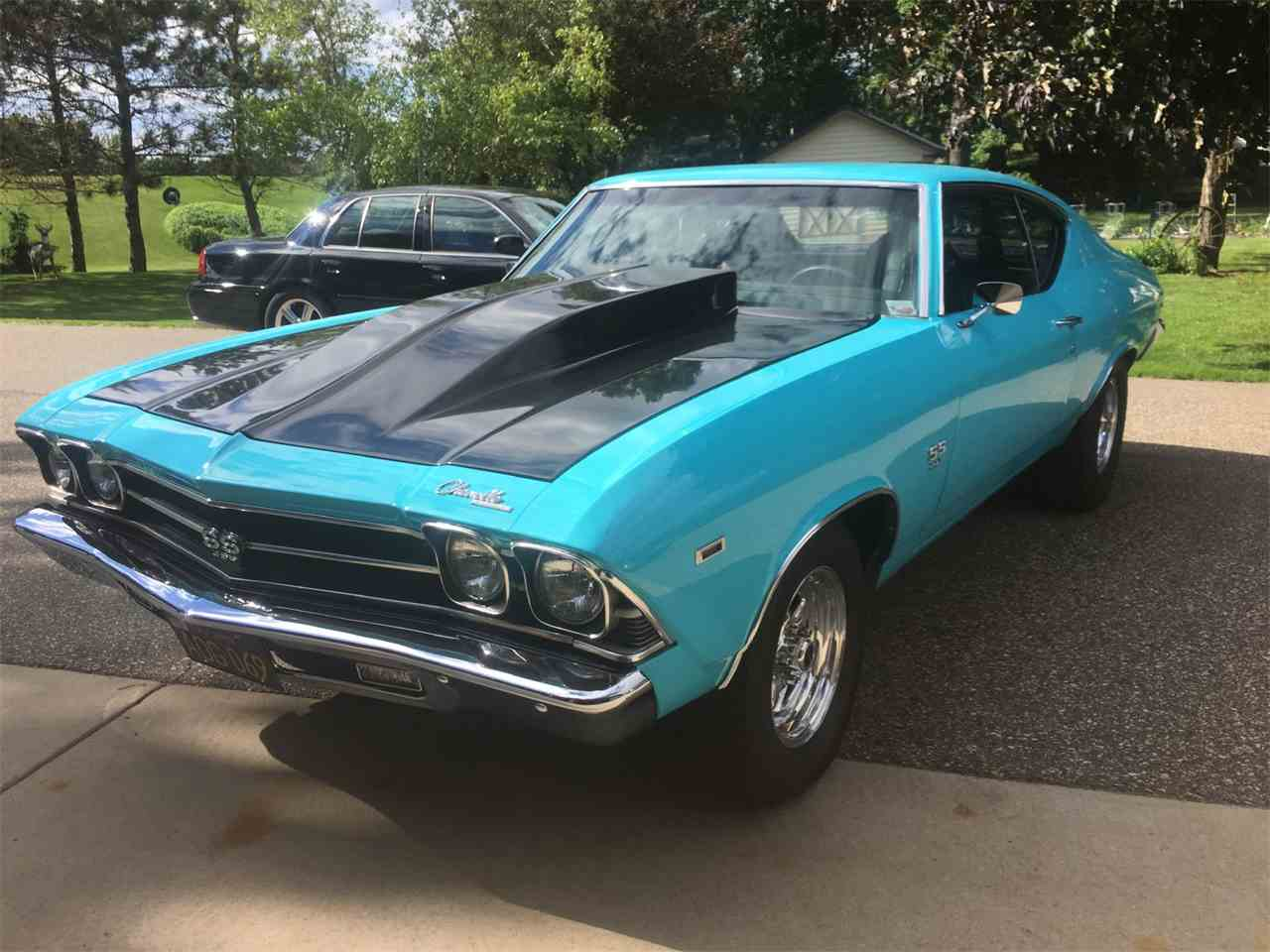 Large Picture of '69 Chevelle - LTRH