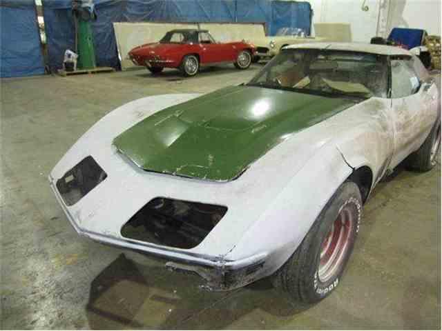 1969 Chevrolet Corvette | 1010835