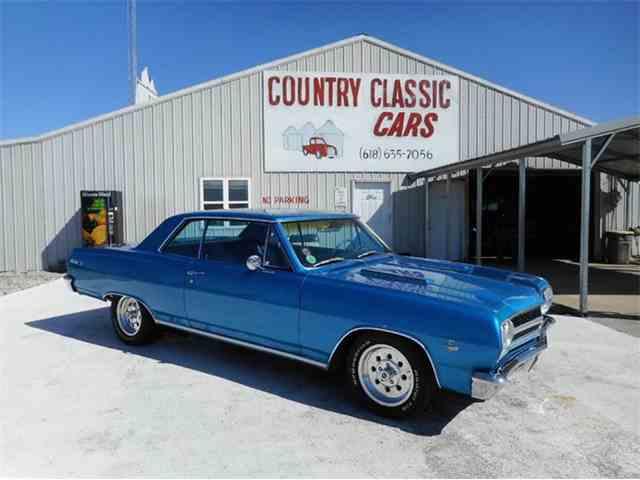 1965 Chevrolet Chevelle SS | 1018350
