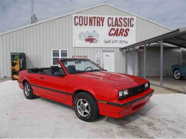 Picture of '85 Cavalier - LTRL