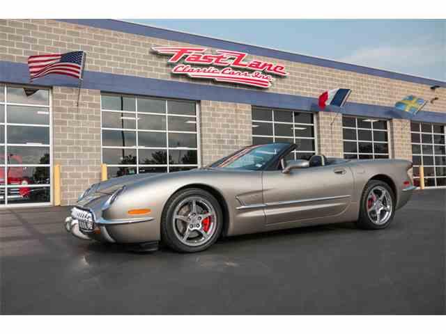 2001 Chevrolet Corvette | 1018356