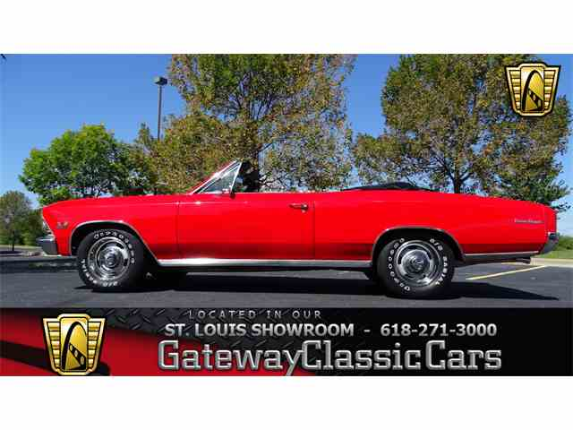 1966 Chevrolet Chevelle | 1018362