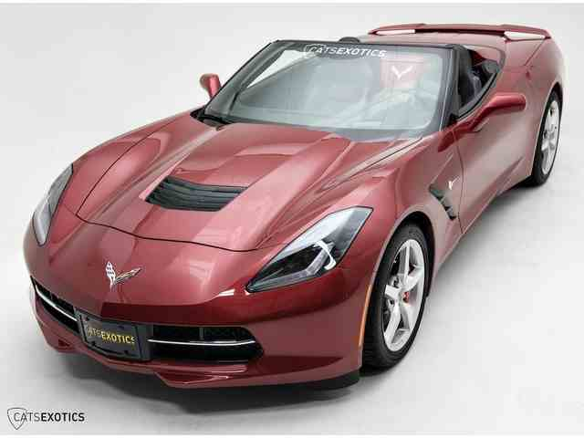 2014 Chevrolet Corvette Stingray | 1018365