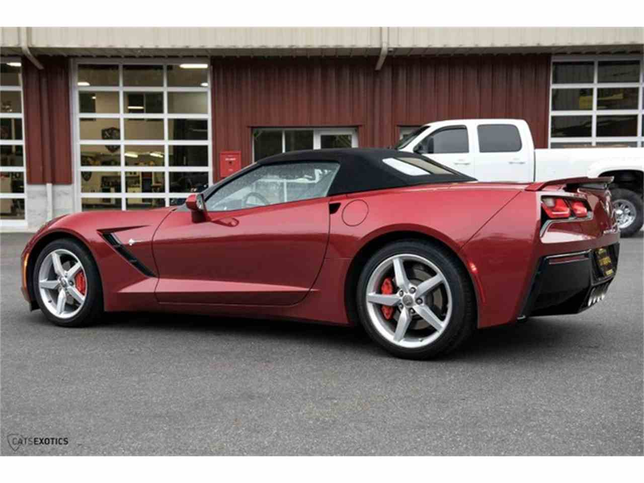 Large Picture of '14 Corvette Stingray - LTRX
