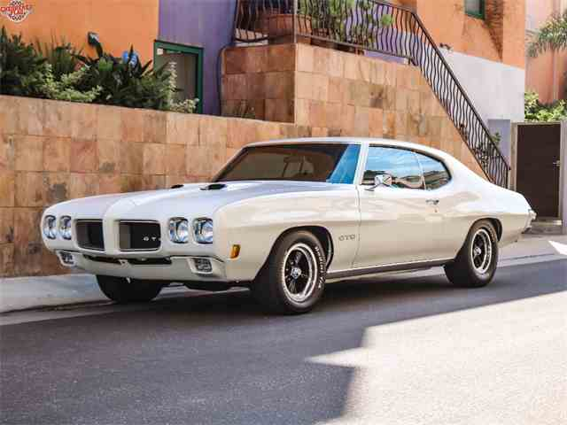 1970 Pontiac GTO | 1018370
