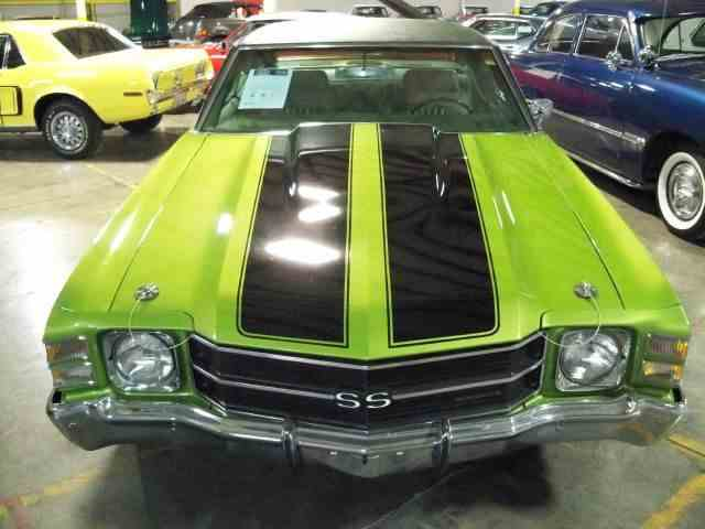 Picture of '71 Chevrolet Chevelle located in Illinois - $39,995.00 Offered by Heartland Classics - LNYU