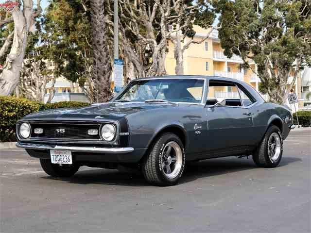 1968 Chevrolet Camaro | 1018381