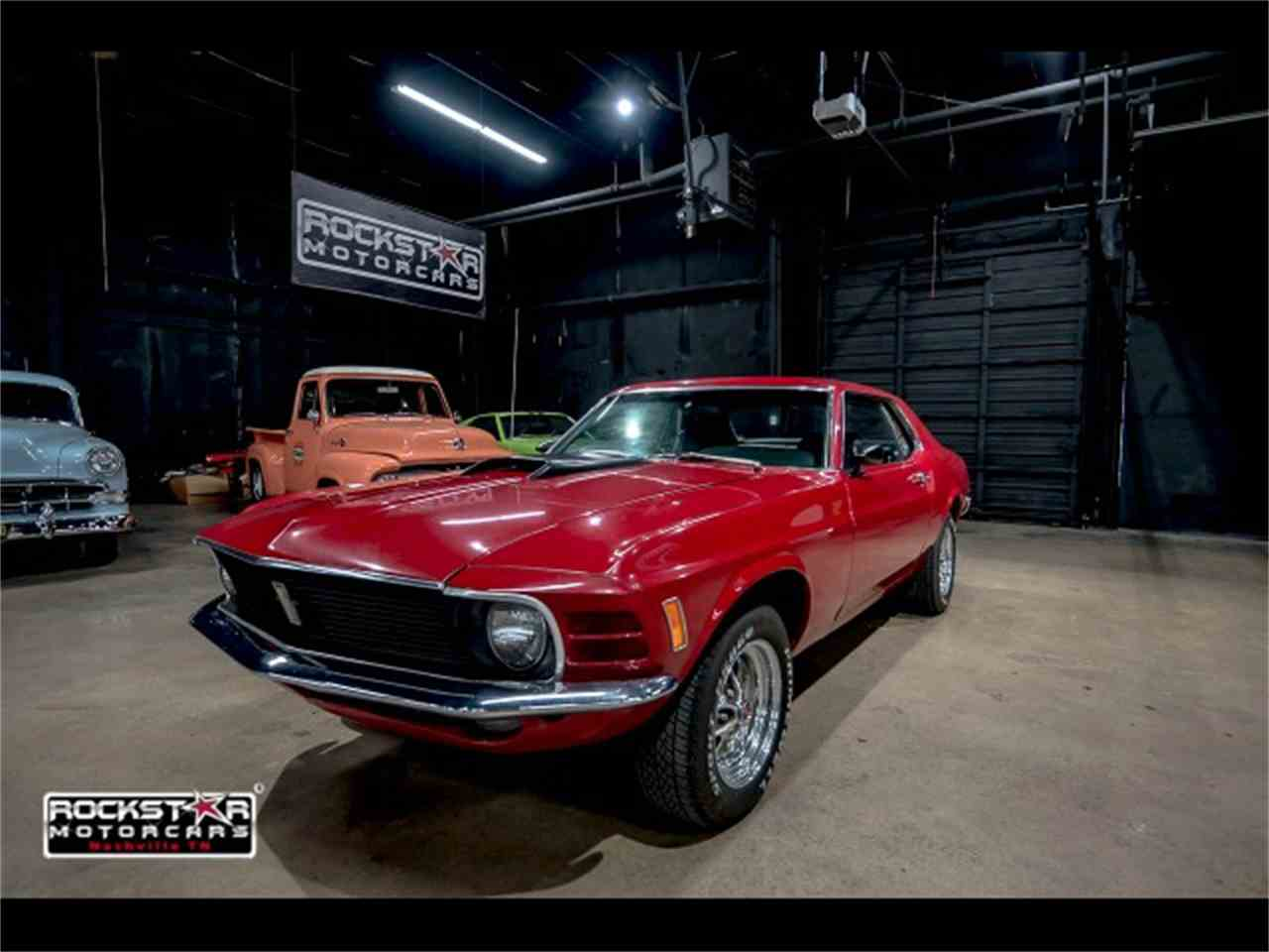 Large Picture of Classic '70 Mustang - LTSE