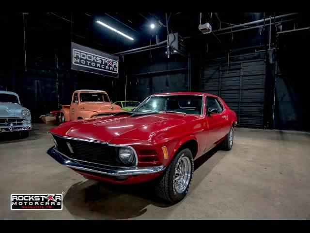 1970 Ford Mustang | 1018382