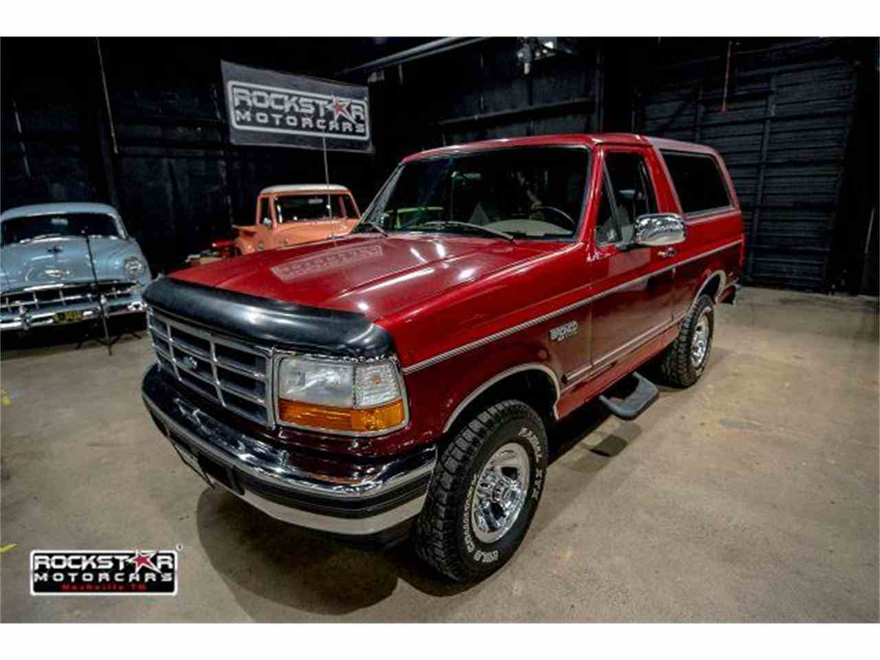 Large Picture of '96 Bronco - $9,990.00 Offered by Rockstar Motorcars - LTSF
