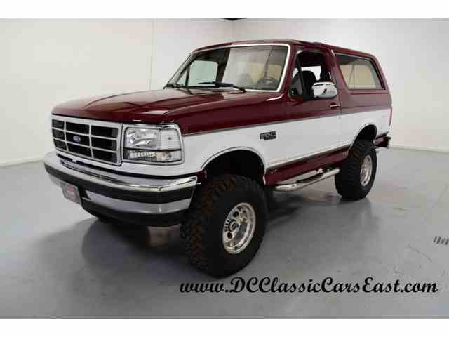 1993 Ford Bronco | 1018384