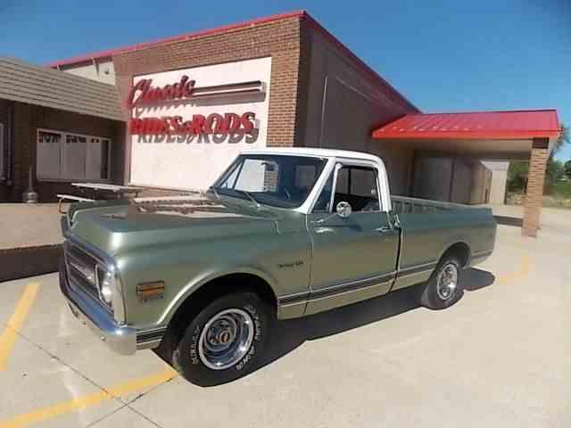 1969 Chevrolet C10 | 1018386