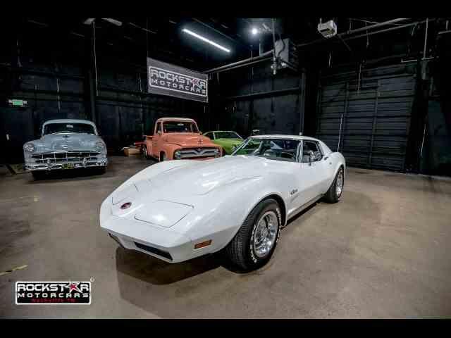1974 Chevrolet Corvette | 1018387