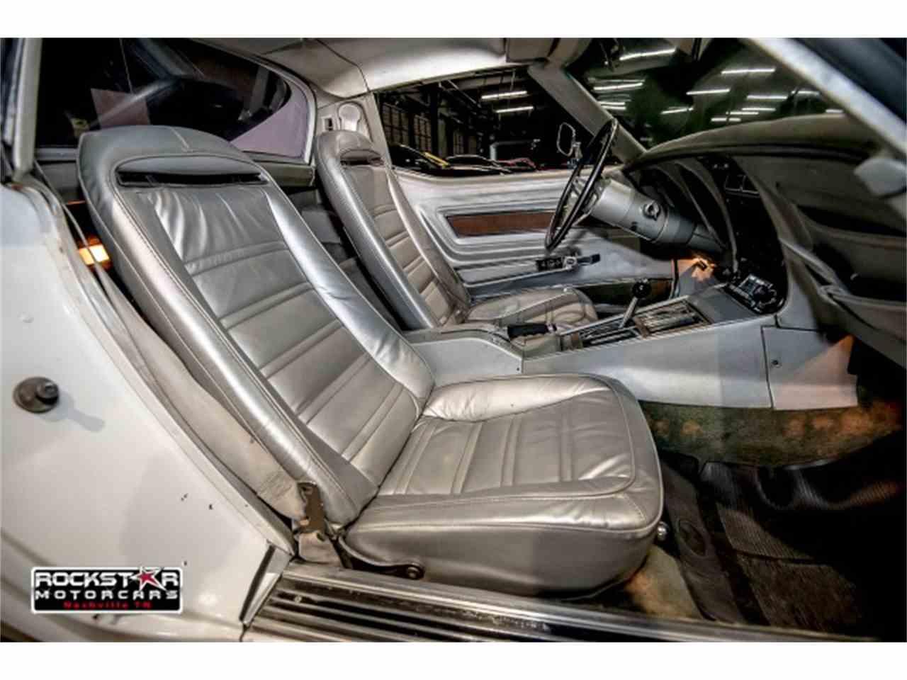 Large Picture of '74 Corvette - LTSJ
