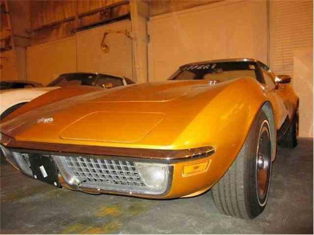 1971 Chevrolet Corvette | 1010839