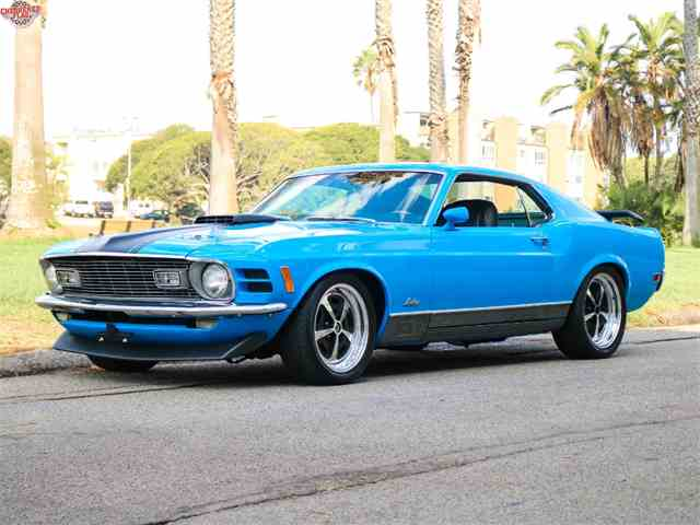 1970 Ford Mustang | 1018390