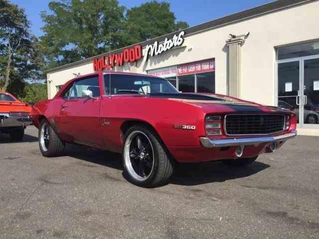1969 Chevrolet Camaro SS | 1018396
