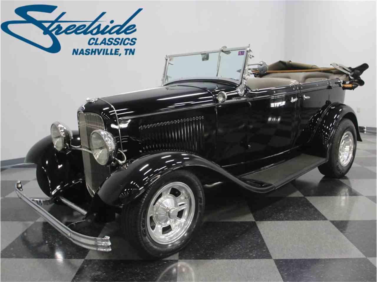 1932 Ford Phaeton for Sale | ClassicCars.com | CC-1018400