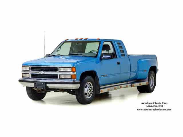 1995 Chevrolet 1 Ton Pickup | 1018402