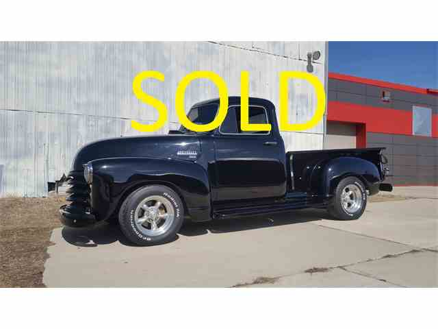 1951 Chevrolet 5-Window Pickup | 1018408