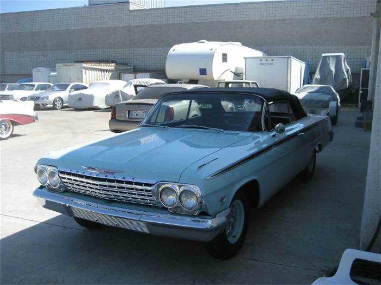 1962 Chevrolet Impala for Sale - CC-1018411
