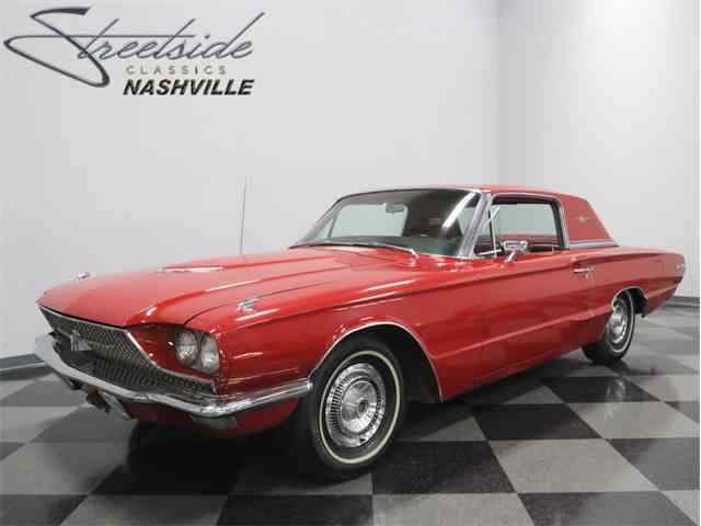 1966 Ford Thunderbird | 1018425