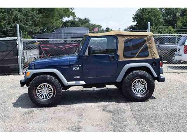 2002 Jeep Wrangler | 1018429