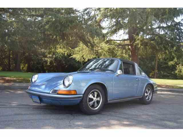 1971 Porsche Targa | 1018443