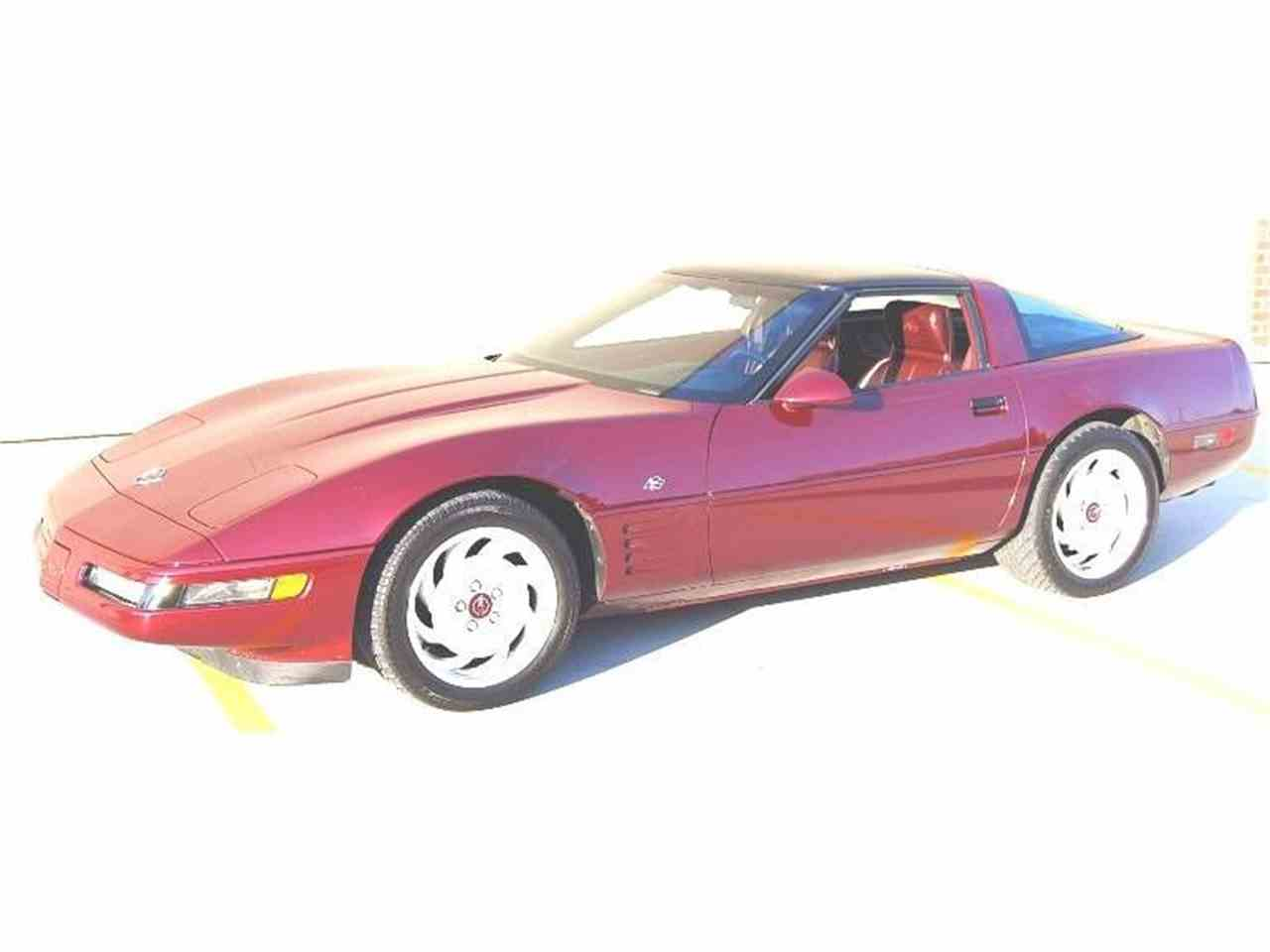 Large Picture of '93 Corvette - LTU4