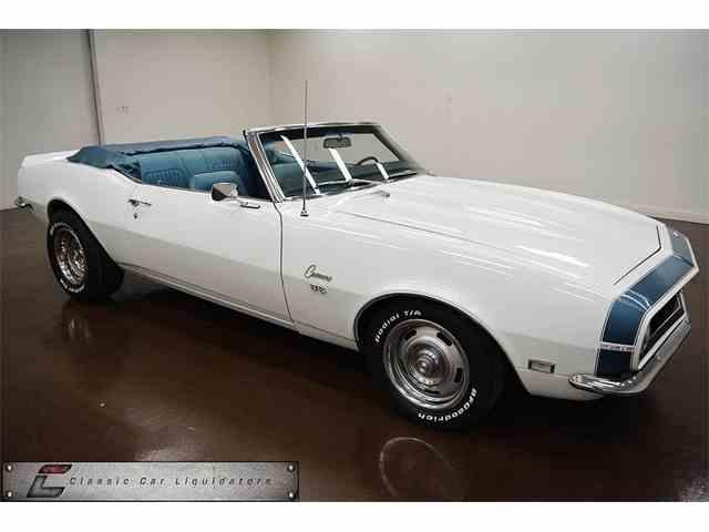 1968 Chevrolet Camaro | 1018445