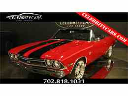 Picture of Classic '68 Chevrolet Chevelle SS located in Las Vegas Nevada - $89,999.00 Offered by Celebrity Cars Las Vegas - LTU7