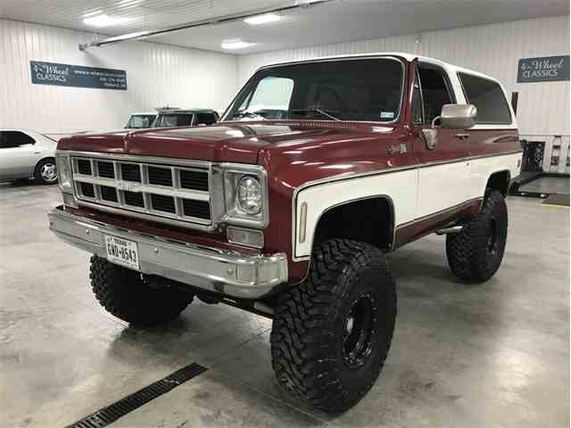 1978 GMC Jimmy | 1018450