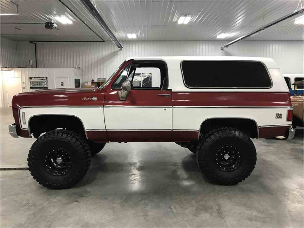Houston Cars For Sale >> 1978 GMC Jimmy for Sale | ClassicCars.com | CC-1018450