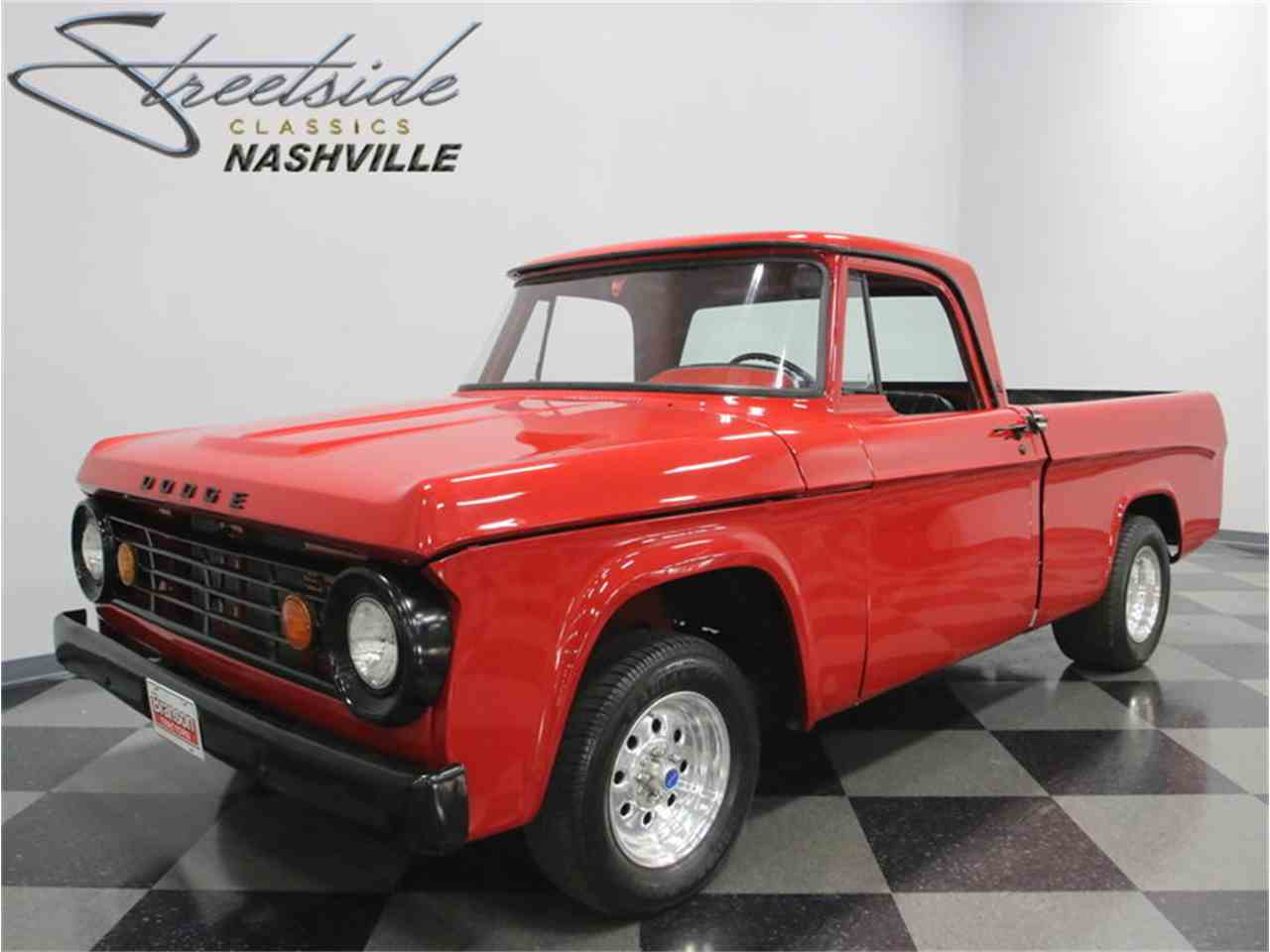 Large Picture of 1967 Dodge D100 located in Tennessee - LTUH